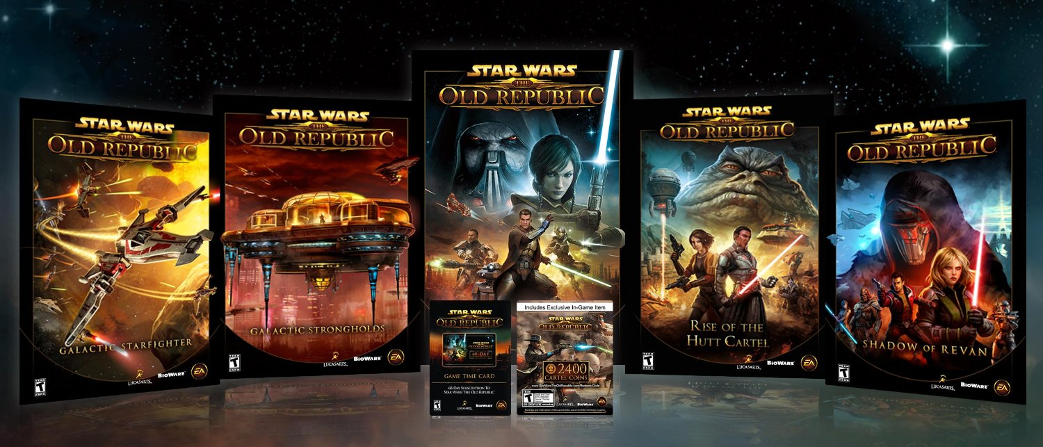 SWTOR Pack