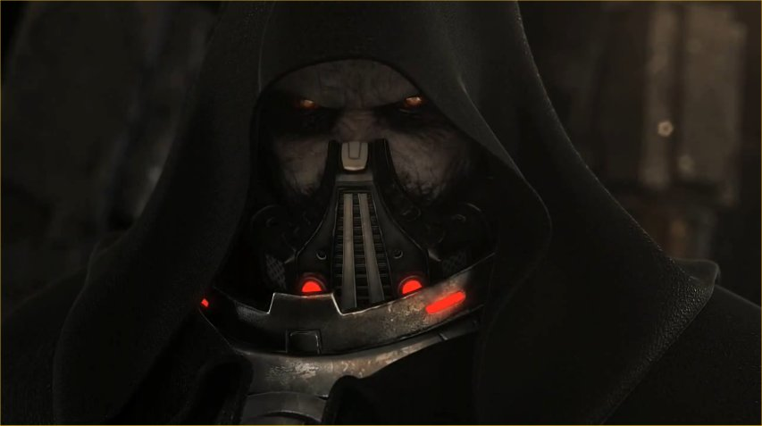 Star Wars The Old Republic Trailer Screenshot