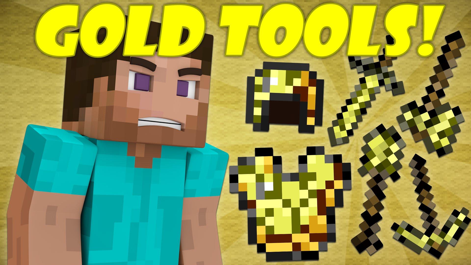 Amazing Wallpaper Minecraft Gold - maxresdefault  HD_129587.jpg