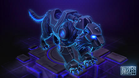Nexus Tiger Mount for Heroes of the Storm
