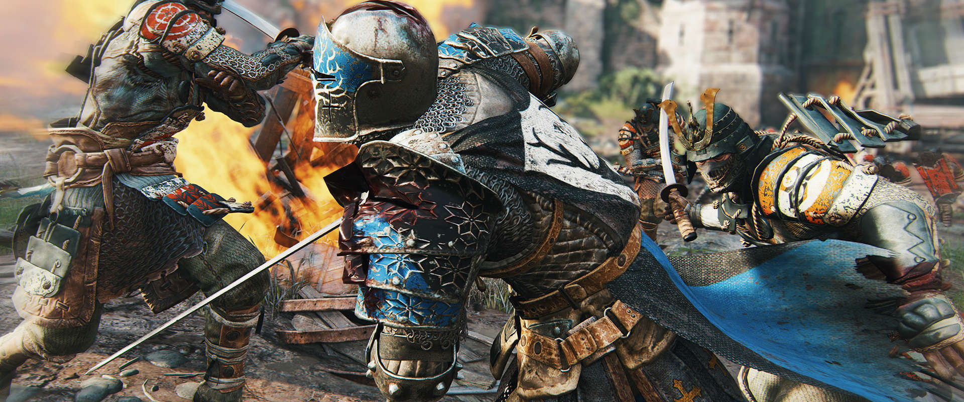 For Honor Header Image
