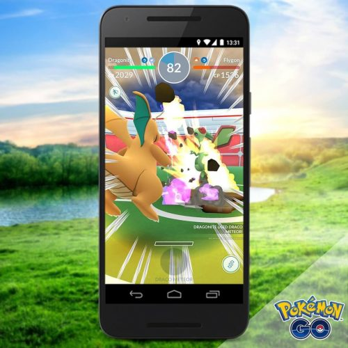 Pokemon Go Dragonite