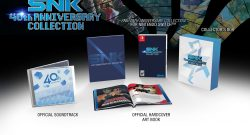 SNK 40th Anniversary