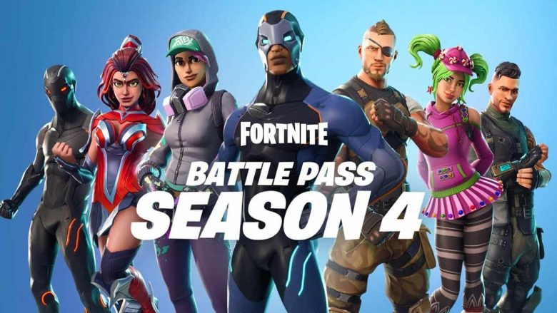 Fortnite Season 4 Leak